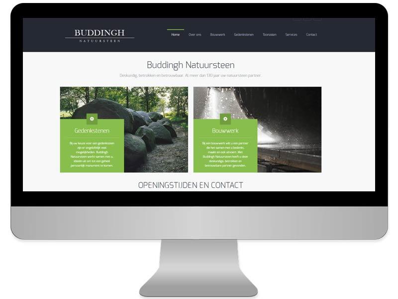 bud wordpress site