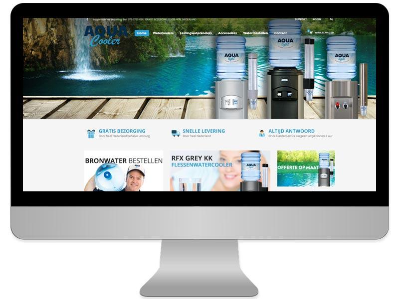webshop ontwikkeling