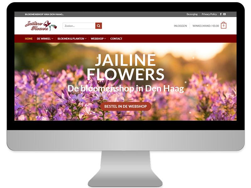 webshop bloemenwinkel