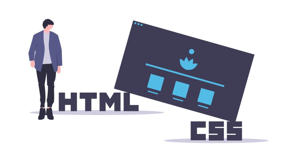 website css html